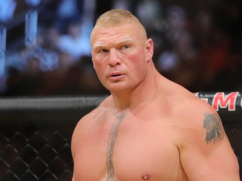 Brock Lesnar's UFC return revealed ahead of Wrestlemania