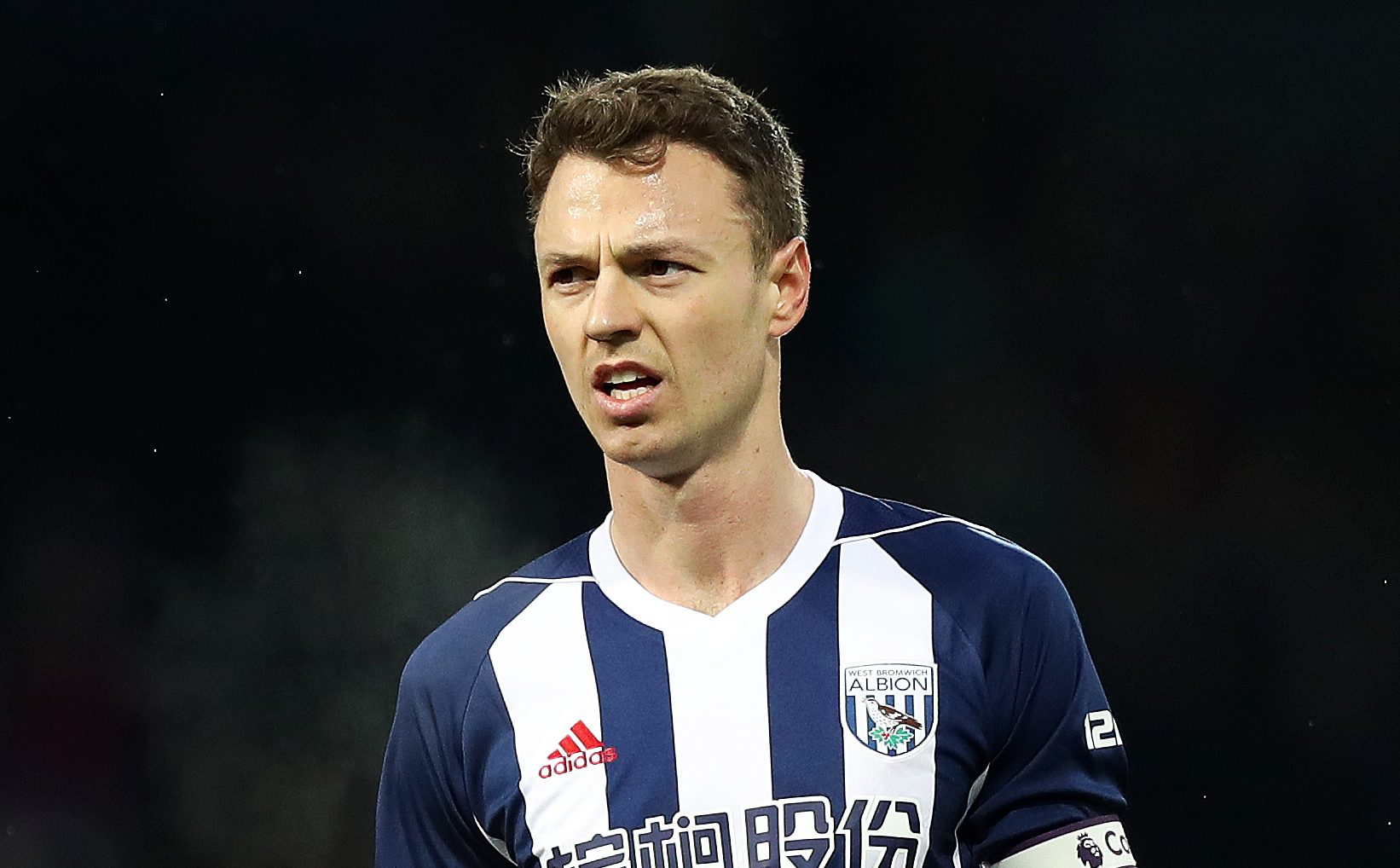 Jonny Evans to reject Arsenal and hold out for Manchester City transfer
