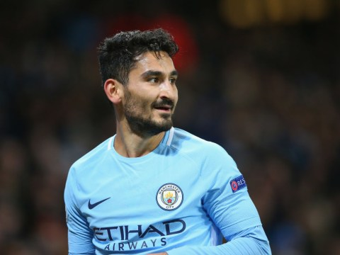 Manchester City star Ilkay Gundogan keen on Barcelona transfer