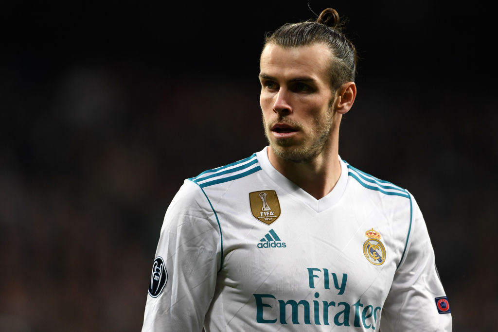 Zinedine Zidane explains why Gareth Bale was subbed at half-time against Juventus