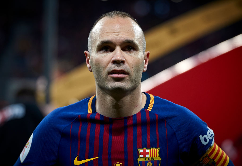Andres Iniesta to join Vissel Kobe after leaving Barcelona