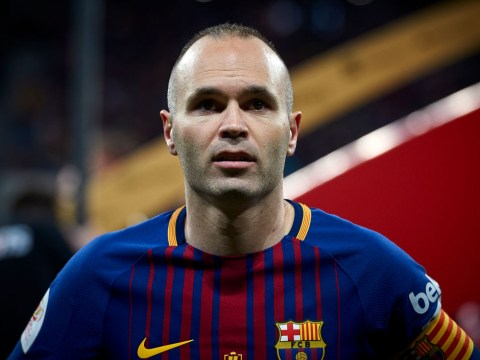 Rafa Benitez on Andres Iniesta's Barcelona departure: 'Maybe he could come here?'