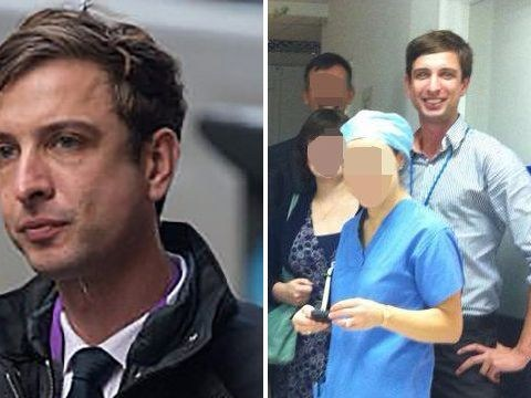 Doctor sacked after slapping woman's bottom said 'she wanted a piece of the pie'