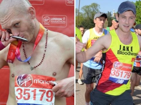 London Marathon scammer who stole race number says 'I deserved my medal'