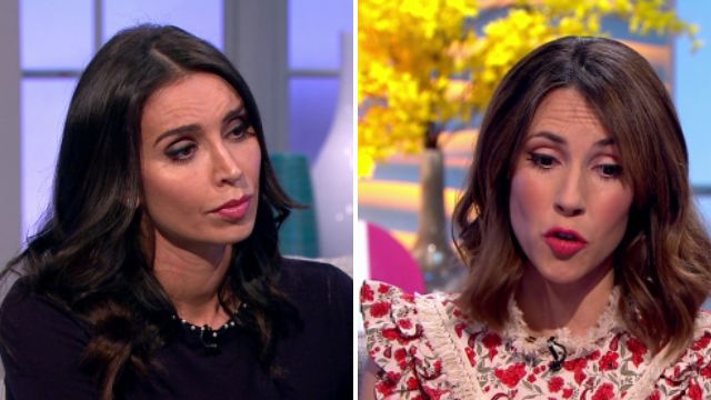 Viewers left baffled and seeing double as Christine Lampard interviews Alex Jones