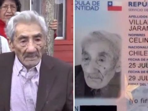 Man who claimed to be oldest in the world dies after falling out of bed