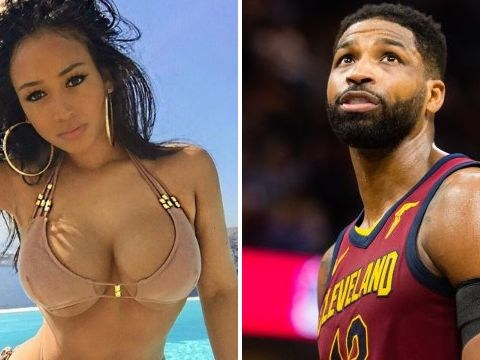 Tristan Thompson sex tape 'destroyed before release' after being stolen from phone