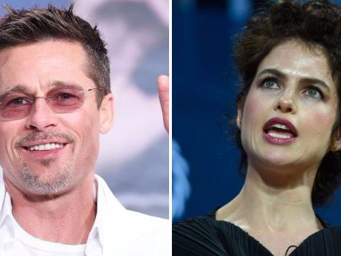 Brad Pitt 'spending time' with architect and MIT professor Neri Oxman