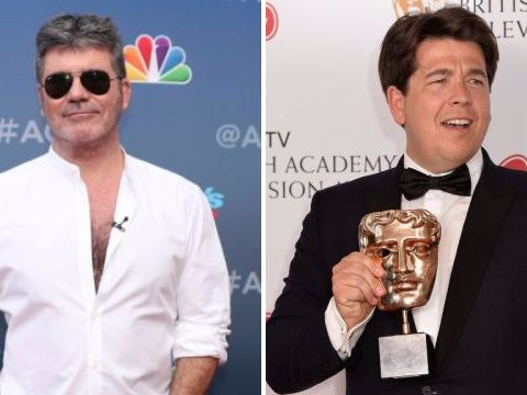 Simon Cowell and Michael McIntyre in 'copycat war' clash over new TV talent show
