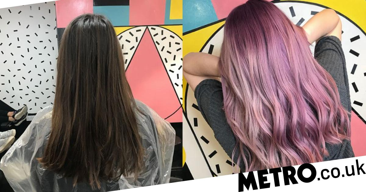 The reality behind those Instagram hair transformations | Metro News