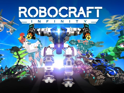 Robocraft Infinity review – the real Robot Wars