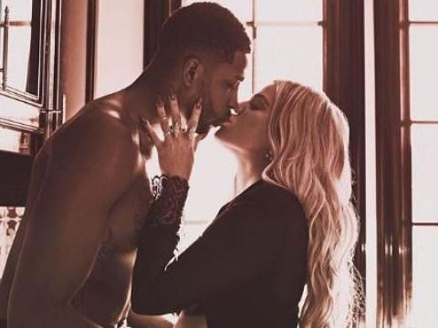 Tristan Thompson 'caught kissing several women' as Khloe Kardashian prepares to give birth