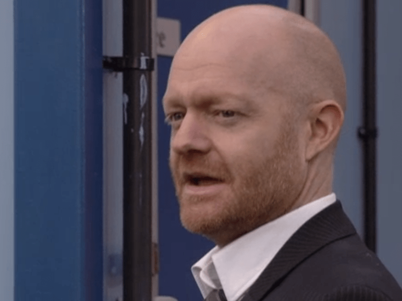 EastEnders spoilers: Jake Wood reveals huge Max Branning drama ahead