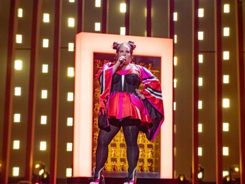 Eurovision 2018: Israel stutters as Netta loses impact with staging of Toy