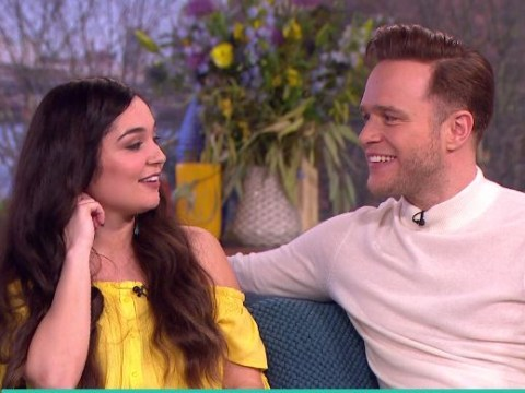 Olly Murs leaves viewers suspicious over 'chemistry' with The Voice contestant Lauren Bannon