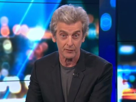 Peter Capaldi reprises Malcolm Tucker in swear-filled rant at Australian politician