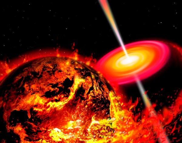 Believers in the fictional planet Niburu (or Planet X) think that it will pass close to the earth, causing great devastation.