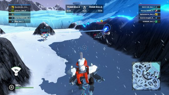 Game review: Robocraft Infinity is the real Robot Wars
