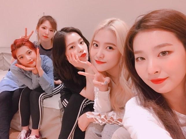 Seohyun boyfriend 2018