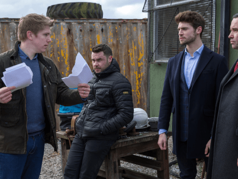 Emmerdale spoilers: Robert Sugden hits back at Joe Tate tonight