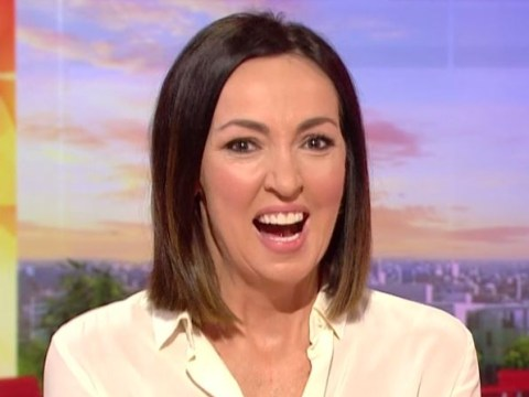 Where has Sally Nugent been and why was she off for so long as she returns to BBC Breakfast?