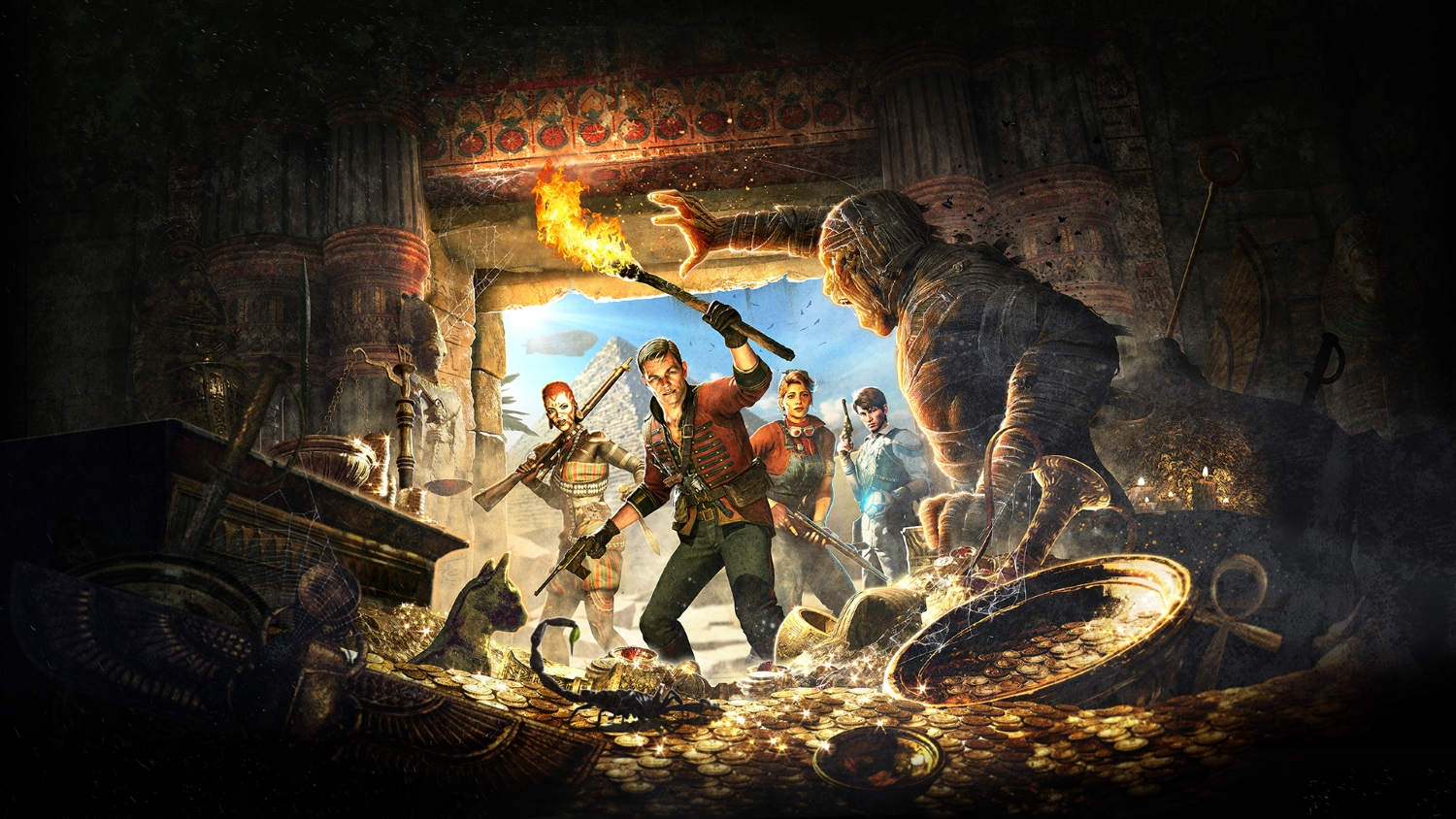 Strange Brigade - getting ready for a summer adventure