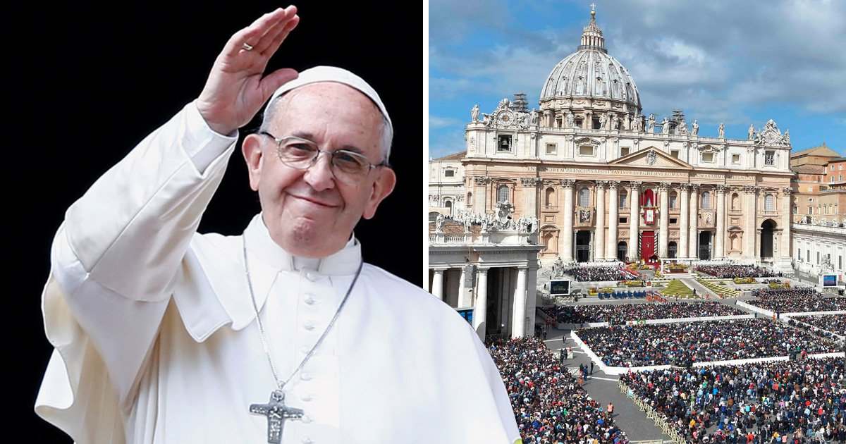 Pope Francis calls for peace in Easter message from St Peter's Square