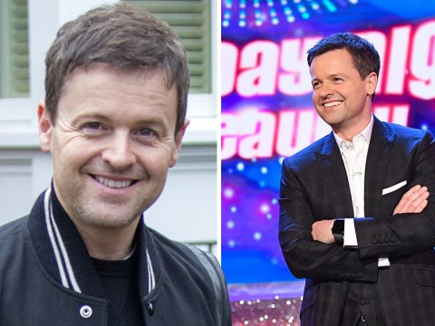 Declan Donnelly looks ecstatic as he heads to Miami following successful solo Saturday Night Takeaway
