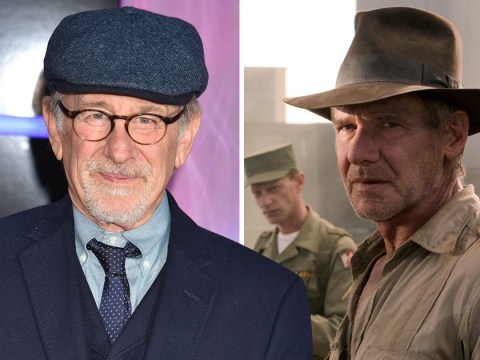 Steven Spielberg says Indiana Jones 5 will be Harrison Ford's last film