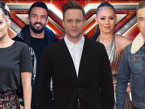 The X Factor's next potential judges from Cheryl to Olly Murs