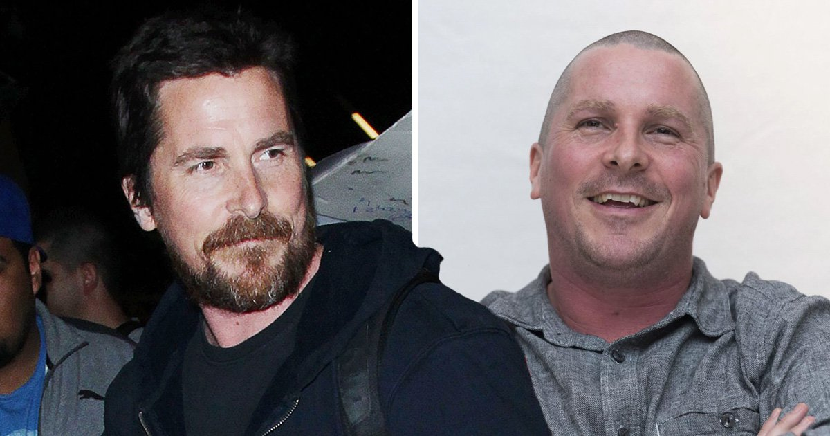 Christian Bale transforms body once again slimming down after Dick Cheney role