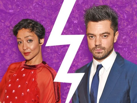 Dominic Cooper and Ruth Negga 'split' after eight years together
