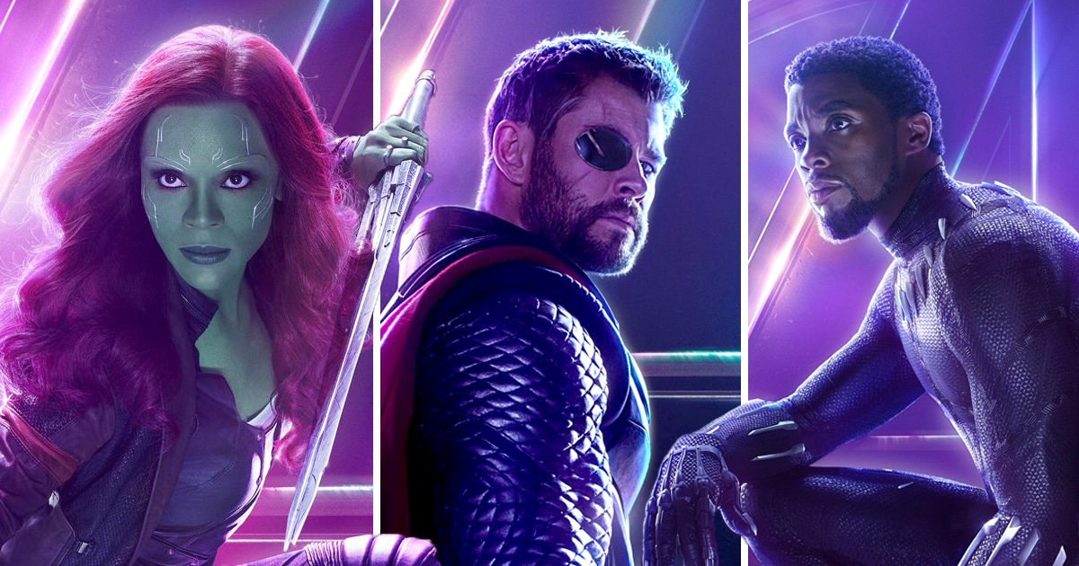 22 new Avengers posters have dropped – and still no Hawkeye