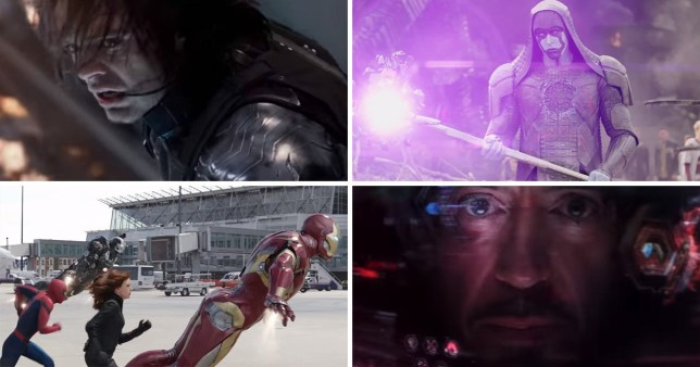The 7 defining moments in Marvel movie history   Metro News