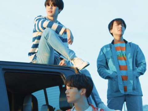 It looks like BTS are teasing their next album in Love Yourself series with Euphoria themed video