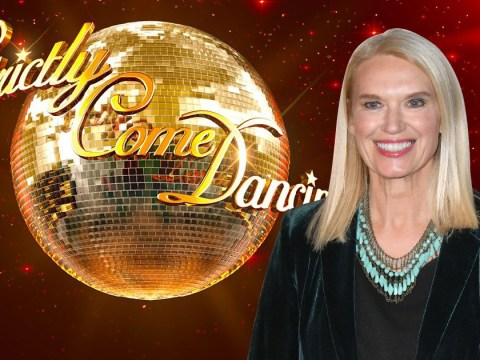 Anneka Rice 'lined up for Strictly Come Dancing' but will she be taking her famous jumpsuit with her?