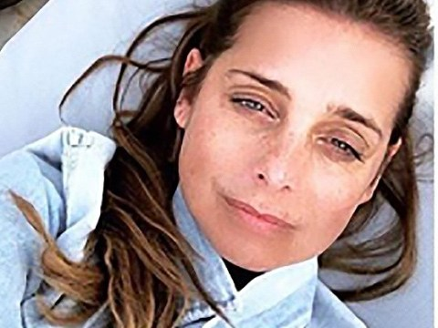 Louise Redknapp rocks make-up free look as she shares fresh-faced selfie