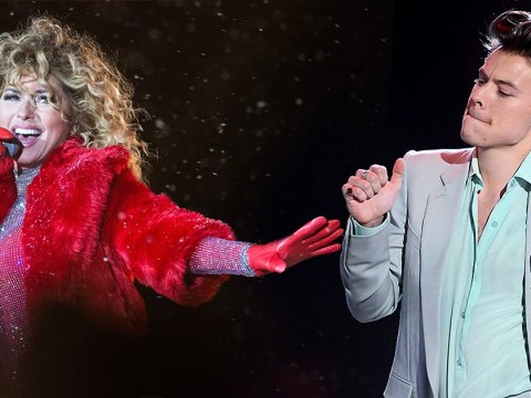 Shania Twain is hoping for a duet with Harry Styles ahead of UK tour
