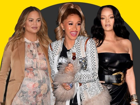 Cardi B wants a threesome with Chrissy Teigen and Rihanna – and Chrissy may be down for it