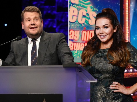 Scarlett Moffatt admits she'd love 'to do a James Corden' and crack America