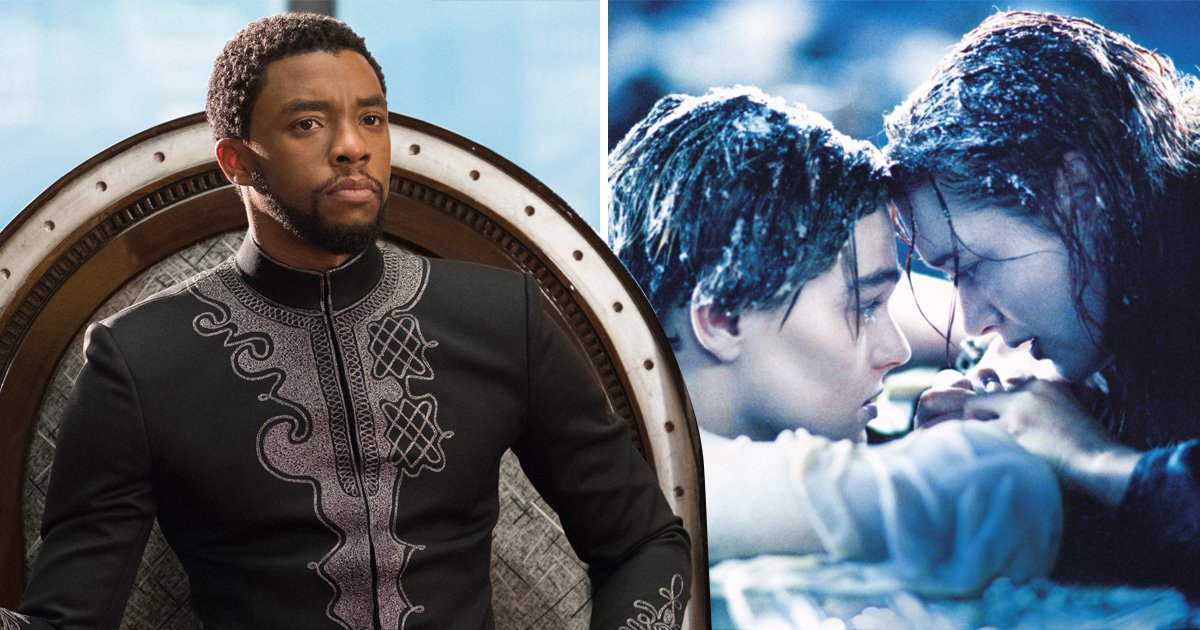 Black Panther officially sinks Titanic to become third-highest grossing movie of all-time in the USA