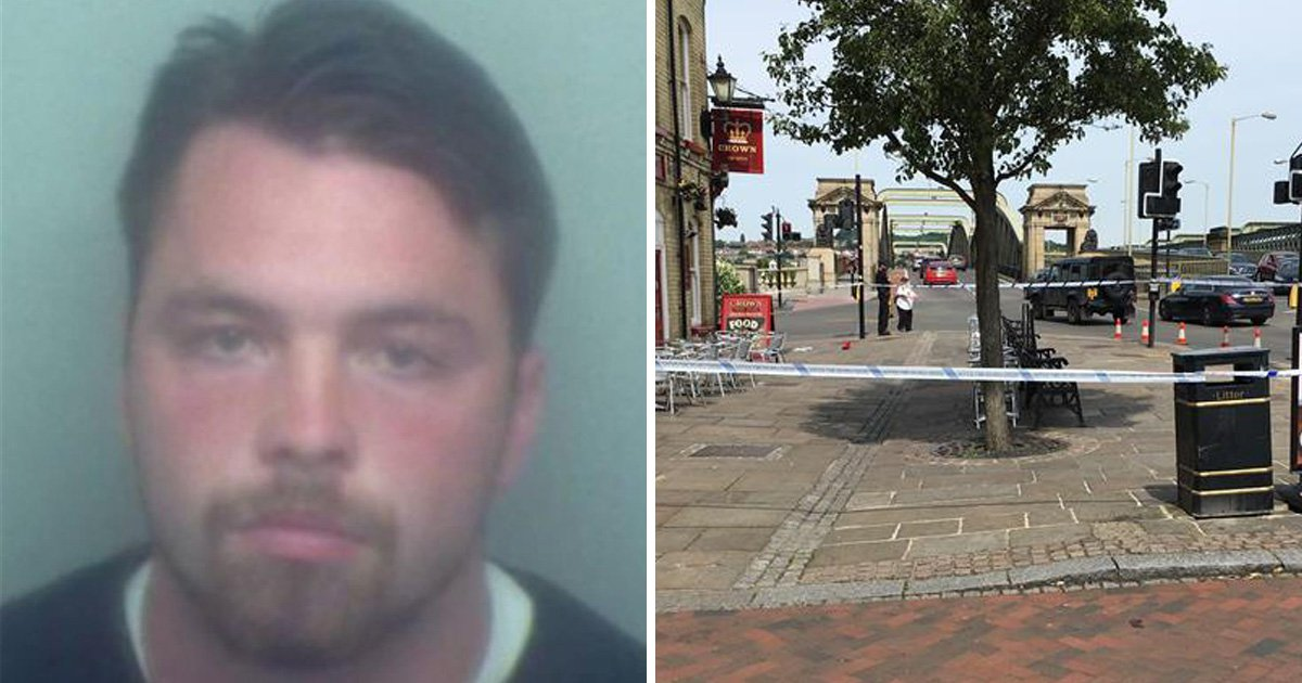 Biker jailed for 'ruining the remains' of grandfather's life in one punch attack