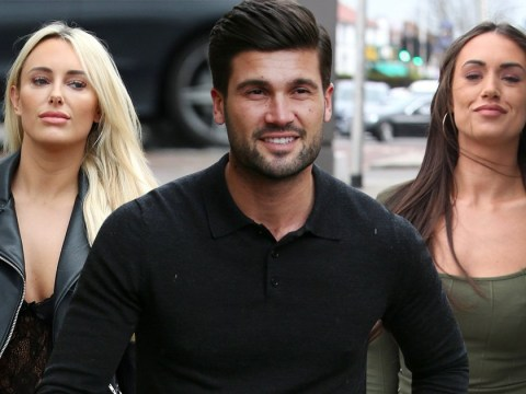 TOWIE's Dan Edgar hints at feelings for Amber Turner as Clelia Theodorou love triangle intensifies