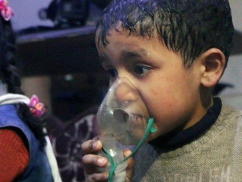 Donald Trump warns 'Animal Assad' and Russia have 'price to pay' over Syria 'chemical attack'