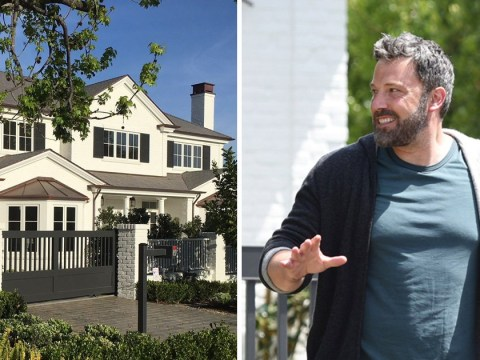 Ben Affleck continues to 'do just fine' as he puts $20million down on breathtaking mansion