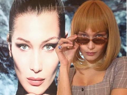 Bella Hadid introduces blonde alter ego 'Rebekka Harajuku' – who already has 17,000 followers