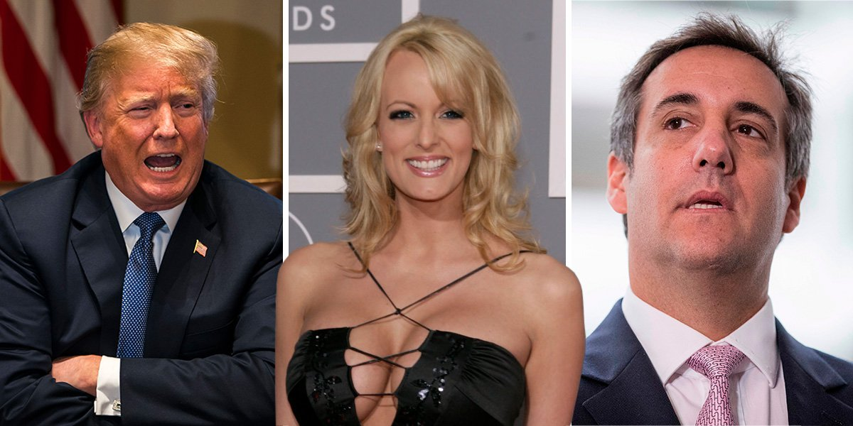 Donald Trump's lawyer Michael Cohen's office in porn star Stormy Daniels investigation