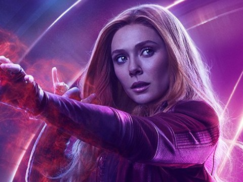 Elizabeth Olsen would 'love' Scarlet Witch to get solo Marvel movie but hints it could only be X-Men crossover