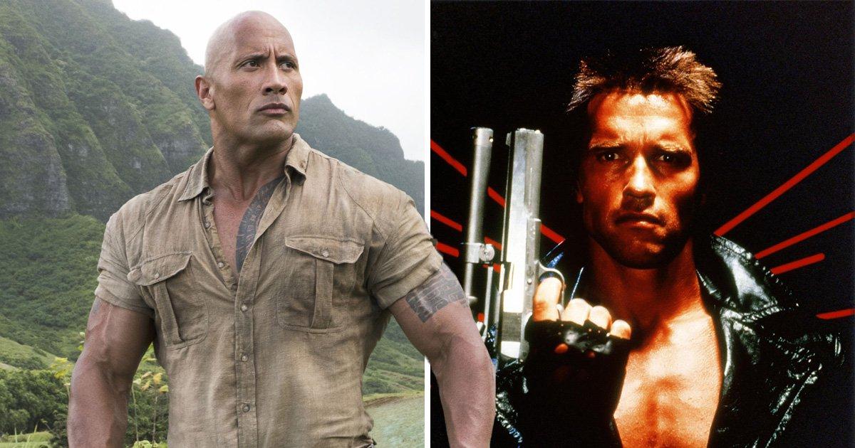 How Dwayne Johnson became the new Arnold Schwarzenegger