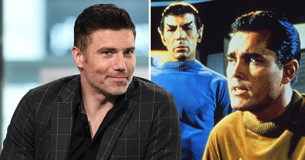 SEO tip: Anson Mount joins Star Trek: Discovery as Captain Pike